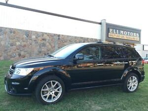 2015 Dodge Journey R/T. AWD. 7 PASSENGER. LEATHER. BLUETOOTH. RE