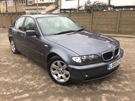 BMW E46 318i SE Saloon - Manual - Facelift - Metallic Grey