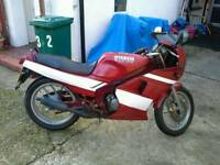 Yamaha tzr 125 not dt suzuki honda learner legal 2t 2 stroke