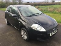 2006 Fiat Grand Punto 1.2 ACTIVE 3dr 1yrsMot 6mth warranty