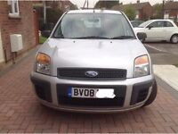 2008 Ford Fusion diesel - 1.4 £30 Tax - Cheap to insure