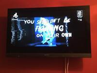 """Sony 40"""" hd tv"""