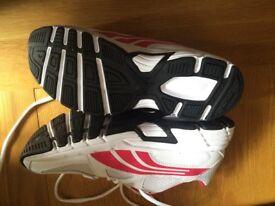 Puma Eco Ortholite Running Shoes Size 6UK Pink/White