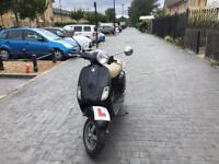Piaggio vespa lx 50cc moped scooter yamaha gilera peugeot