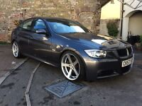 BMW 330D M SPORT NAV LEATHER IDRIVE NEW 19'WHEELS