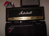 2 Randall Combo 1 Marshall Head