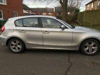 BMW 1 SERIES 120D SE HATCHBACK