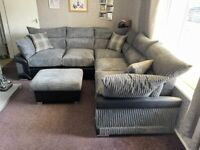 BRAND NEW LOGAN CORNER & 3+2 SEATER SOFA SET AVAILABLE IN STOCK ORDER NOW...!!!!!