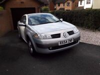 Lovely, well maintained Renault Megane Privilege VVT 2.0 Cabriolet Coupé for sale