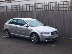 Audi A3 dsg 2.0 tdi sline