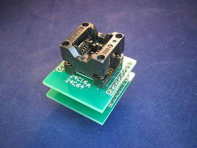 Sop16 Soic Soic16 To Dip16 Sop14 Adapter For Eeprom