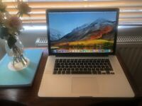 Apple MacBook Pro 15 inch Core i5 2.53Ghz 8GB Ram 500GB