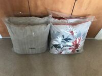 4 x NEXT and DEBENHAMS cushions EXCELLENT condition smoke free home