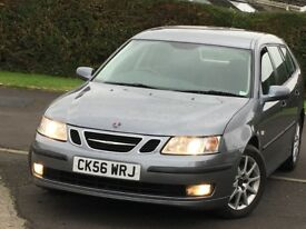 Saab 9-3 Sport diesel estate face lift