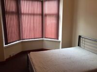 DOUBLE ROOM TO RENT IN A SHARED TERRACED HOUSE OFF NARBOROUGH ROAD, GOOD SIZE,CLEAN, INCLUDES BILLS