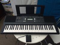 Yamaha Keyboard PSR-E343 (Pristine Conditions)