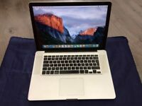 MACBOOK PRO 15.4inch [YEAR 2009] CORE 2 DUO 4GB RAM 500GB HARD DRIVE collection from shop L851