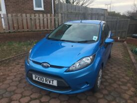 Ford Fiesta, 54000 Miles, Recently Fully Serviced, £3700