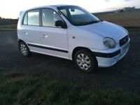 hyundai amica good clean honest car very reliable