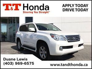 2013 Lexus GX 460 Executive PKG* Navi, USB/AUX, Low KMs*