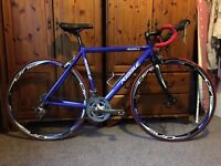 Ribble 7005 Winter Road Bike - Pretty much brand new, only ridden on the road a hand full of times!