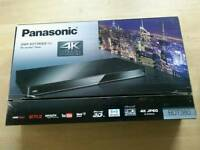 Panasonic 3D ready 4k Blu-ray Player