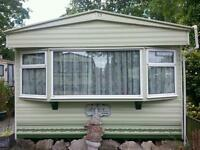 6 BERTH STATIC CARAVAN