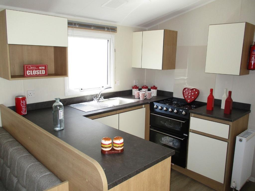 Brand new 2018 model caravan / holiday home! ** no pitch fees until 2018 ** Essex