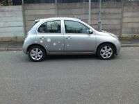 2003 NISSAN MICRA 1.2 TAXED AND MOTD