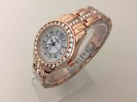 New ladies Chanel J12 rose gold Watch