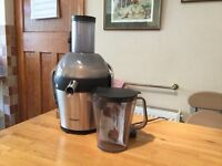 Philips Juicer with Jug Model HRB 175