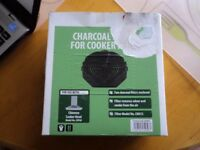 CHARCOAL CHIMNEY COOKER HOOD FILTERS.