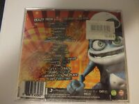 Crazy Frog cd Everybody Dance Now with badge