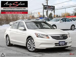 2012 Honda Accord ONLY 119K! ** EX MODEL** SUNROOF