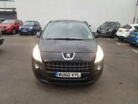 Peugeot 3008 Sport, Automatic, Diesel, FSH, HPI free, New MOT, 1 previous owner, 2 keys