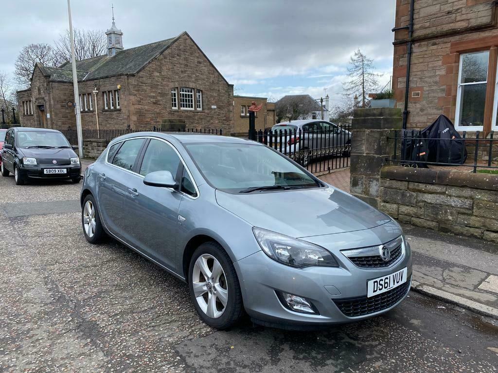 Vauxhall Astra 1.6 SRi 5 Door Hatchback | in Corstorphine ...