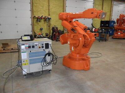 Abb Robot Abb 6400 M97 Robot Welding Robot Abb Fanuc Robotmotoman Nachi