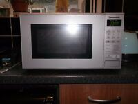 panasonic microwave oven and grill 800 watt