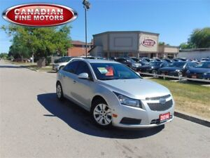 2014 Chevrolet Cruze CLEAN CARPROOF-CAM