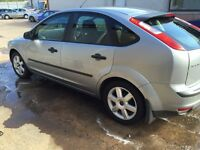 FORD FOCUS NEW SHARP FULL YEAR MOT GOOD CONDITION
