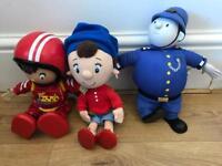 Noddy Soft Toys (Large)
