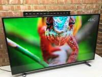 """Hisense 55"""" 4K HDR Smart LED TV!!! 709£ NEW !!!!"""