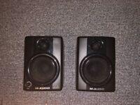 M-AUDIO Studiophile AV40 speakers (pair)