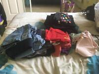Maternity clothes size 8-14