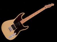 Fender Squire '51 Vintage Blonde VVGC orig '04 Issue Telecaster / Stratocaster Pawnshop Hybrid