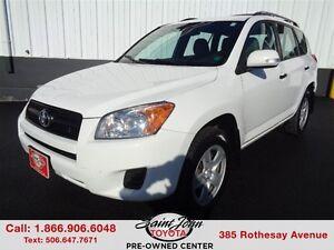 2012 Toyota RAV4 $159.57 BI WEEKLY!!!