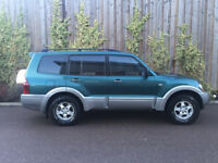 MITSUBISHI SHOGUN 3.2 DID ELEGANCE DIESEL AUTO TOP SPEC