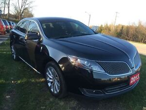 2013 Lincoln MKS NAVIGATION! LEATHER! LOADED! London Ontario image 4