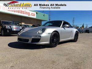 2011 Porsche 911 $350.45 WEEKLY! $0 DOWN!CONVERTIBLE! 6 SPEED! F