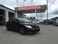 2009 Toyota Corolla CE automatique air climatiser